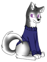 sweater doge by Alaskaaaa