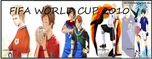APH: FIFA World Cup 2010 by BOSSANTONIO