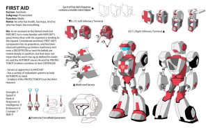 TFA Protectobots: First Aid by dou-hong
