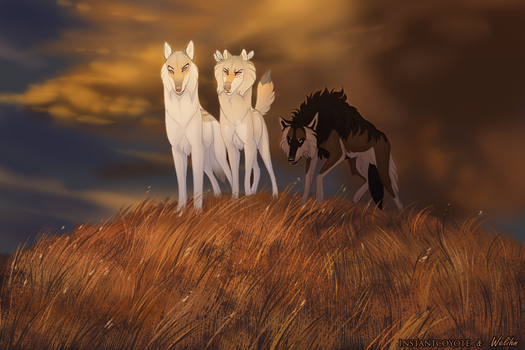 There's a Storm Coming by Welihn