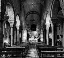 Chiesa di Santa Maria Antica - Interno by Runfox