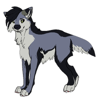 Breedable 001 by WolfPawdoptables