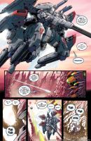 Armarauders Issue #2 - Page17 [Italian] by valentwang
