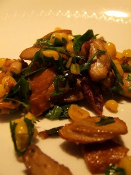 Porcini and Sweetcorn by PhilipCapet
