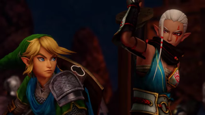 Link and Impa by isaac77598