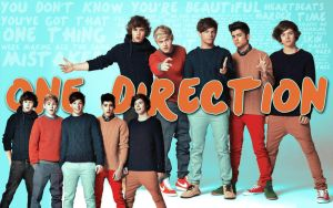 One Direction Wallpaper #6 by MeganL125