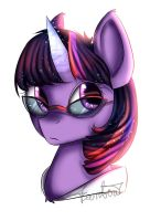 Twilight Sparkle by mylittleRainbow-Time