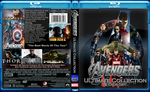 The Avengers Ultimate Collection by GreedLin