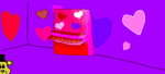Valentine's Day Piano by blueboy101010