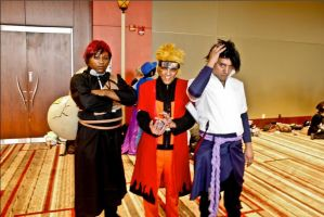 naruto!!! matsuricon 2014 by Hexx-cosplays