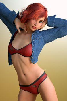 Red Hot Denim by RGUS
