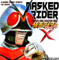 KAMEN RIDER COMPLETE SONG COLLECTION X by Fajar526