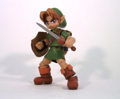 Hero of Time - Battle Stance by Lalam24