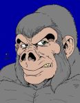 gorilla grodd by crash2014-d6gg567A by bigkrocks