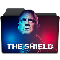 The Shield : TV Series Folder Icon by DYIDDO
