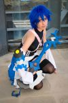 Aqua, the Keyblade Master by Lilitherz