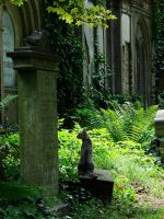 cemetery by justmme