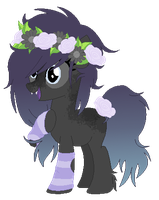 Special pony adoptable #1 CLOSED by Tala-SS-Ius