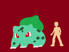 Battle with Bulbasaur! by Pulsian-Bases