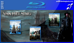 Bluray - 2004 - Van Helsing by od3f1