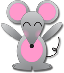 Mousey by elsalee