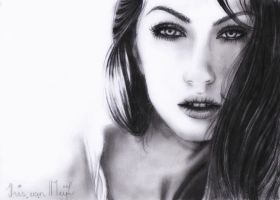 Megan Fox by Irishaaa
