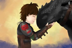 HTTYD2 Best Friends by GDSCorinne