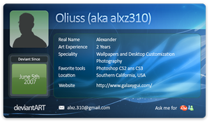 New ID March by Oliuss