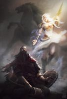 Ascension to Valhalla by IluvRice