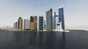 [Minecraft] By the Bay Side by DanqueDynasty