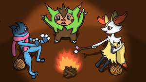 Kalos Camping by Death-of-all