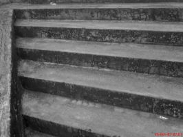 Stairs... have no COLOR by AbhishekKr
