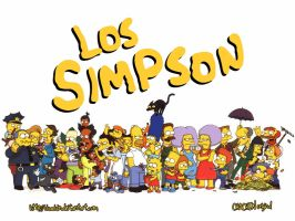 The Simpson by chachin