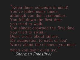 'Keep this concept in mind...' Sherman Finesilver by RavensRain98