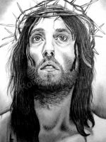 Jesus Christ by r0na7d