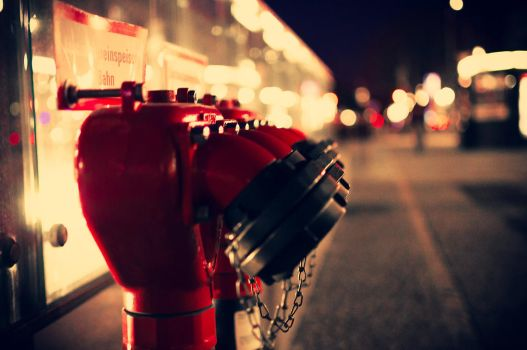 Hydrant by F3rk3S