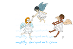 Angel Kids by MsLilly