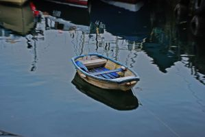 Smallest In he Harbour by HarryAlabaster