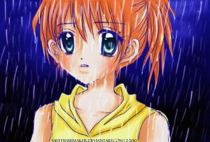 Without sunshine is misty rain by MistyWishMaker