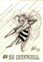 No.15 Beedrill by Fundz64