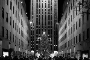 NYC Rockefeller 2 by Omega300m