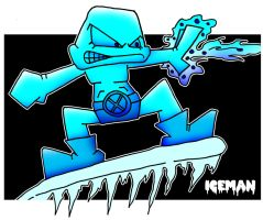 Lil' Iceman by 5chmee