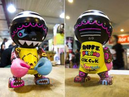 "10"" Trexi Custom Collabo by theyellowdino"