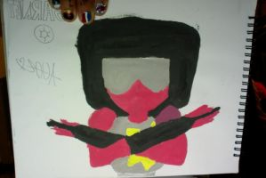 Garnet from Steven Universe by AuraGlaceon02
