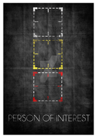 Person of Interest Minimalist Poster by heythisisBETH