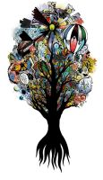 Tree of Knowledge by Inanis-Animus