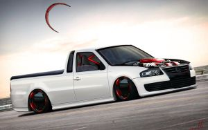 Volkswagen Saveiro by wallla