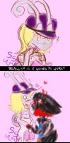 AA - Kiss Note by SillySliggoo