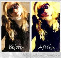 Photoshop Actions , Set 9 by Baby4Girl