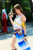 Yuna - FFX-2 by AerithStrife90